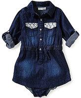 Jessica Simpson Baby Girls 12-24 Months Denim Dress