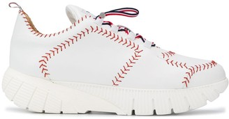 Thom Browne Stitched Sneakers