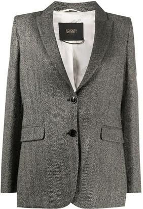 Seventy Single Breasted Blazer Jacket