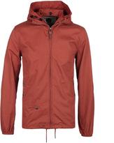 Pretty Green Sevenoaks Spice Orange Hooded Jacket