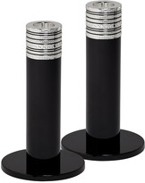 Vera Wang Wedgwood With Love Candlesticks - Set of 2 - 15cm