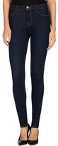 J Brand 23110 Maria High-Rise Skinny In After Dark