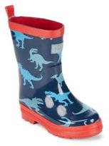 Hatley Baby's, Toddler's & Kid's Dino Shadows Vulcanized Rubber Rain Boots