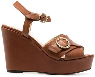 Tila March Georgia wedge sandals