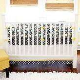 New Arrivals Inc. Urban Zoology 3 Piece Crib Bedding Set