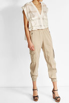 Cropped Cargo Pants - ShopStyle