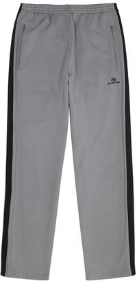 Balenciaga Grey Jersey Sweatpants