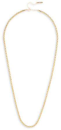 Cezanne Long Pave Necklace