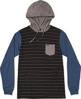 RVCA Men's Set Up Hood Sweatshirt