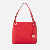 MICHAEL Michael Kors Women's Walsh Medium Tote Bag - Bright Red