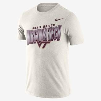 Nike Men's T-Shirt College Dri-FIT (Virginia Tech)