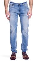Dolce & Gabbana Straight-Leg Distressed Denim