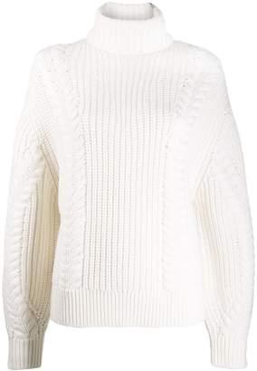 Emilia Wickstead Mirren oversized jumper
