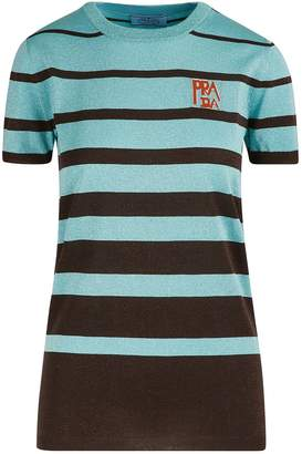 Prada Short-sleeved pullover