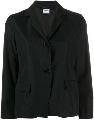 Aspesi Americana single breasted blazer