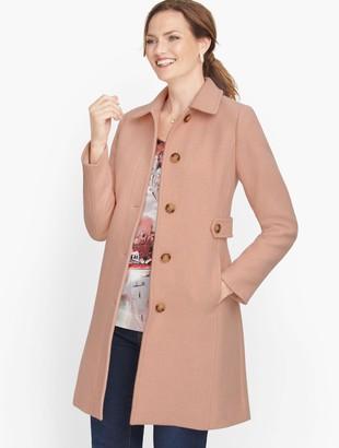 Talbots Italian Wool Lady Coat