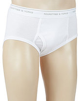 Roundtree & Yorke 3-Pack Low-Rise Briefs