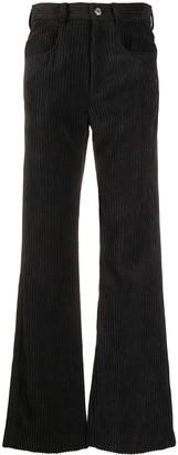 Etoile Isabel Marant Delvira corduroy trousers