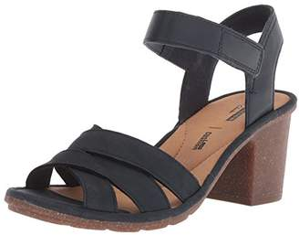 Clarks Women's Sashlin Jeneva Heeled Sandal