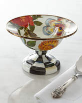 Mackenzie Childs MacKenzie-Childs Small Flower Market Compote