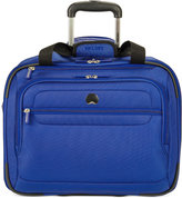 "Delsey Helium Fusion 17.5"" Rolling Trolley Carry On"