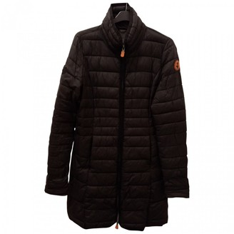 Save The Duck Black Coat for Women