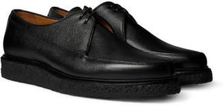 A.P.C. Blair Full-Grain Leather Derby Shoes