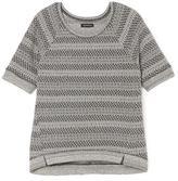 Jessica Women's Jacquard Sweatshirt