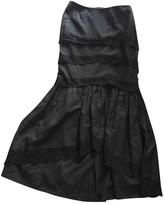 ALICE by Temperley Black Cotton Skirt for Women