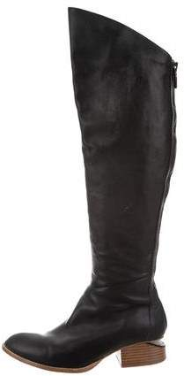 Alexander Wang Sigrid Knee-High Boots