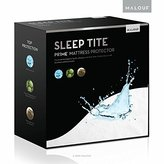 Malouf Sleep Tite Hypoallergenic 100% Waterproof Mattress Protector- 15-Year Warranty - Full