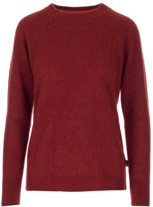 Woolrich Long Sleeve Knitted Jumper