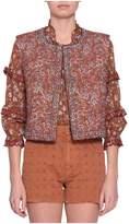 Etoile Isabel Marant Haphir Cotton Vest