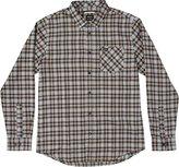 RVCA Men's Ventura Long Sleeve Woven Shirt