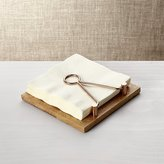 Crate & Barrel Beck Napkin Holder
