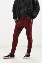 Urban Outfitters Tartan Stacked Pant
