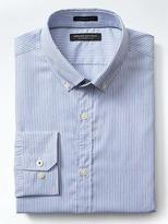 Banana Republic Camden-Fit Micro-Stripe Supima® Cotton Shirt