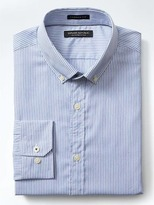 Banana Republic Camden-Fit Supima® Cotton Stripe Shirt