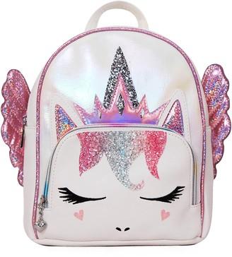 OMG Accessories OMG Miss Pegasus Gwen Mini Backpack