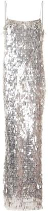 Rachel Gilbert Tayah sequin-embellished gown