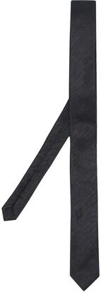 Saint Laurent classic woven tie