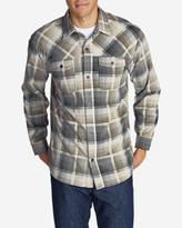 Eddie Bauer Men's Chutes Microfleece Shirt