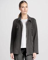 Eileen Fisher Organic Drawstring Jacket, Women's