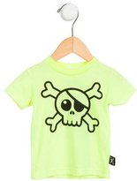 Nununu Girls' Neon Skull Print Top w/ Tags
