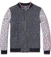 Tommy Hilfiger Thkg Flower Block Varsity Jacket