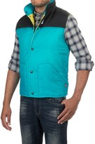 Topo Designs Puffer PrimaLoft® Vest - Insulated (For Men)