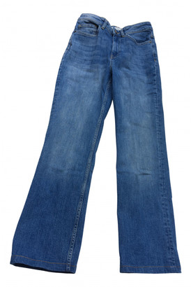 BA&SH Spring Summer 2020 Blue Cotton - elasthane Jeans