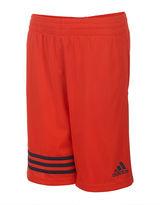adidas Boys 8-20 Mesh Elasticized Pull-On Shorts