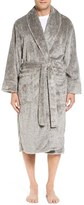Daniel Buchler Men's Fuzzy Plush Robe
