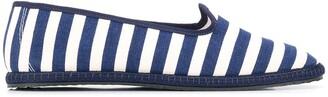 Vibi Venezia striped espadrilles